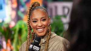 """Why Amanda Seales Made The Jump From Podcasting To Writing Her New Book, """"Small Doses"""" [Video]"""