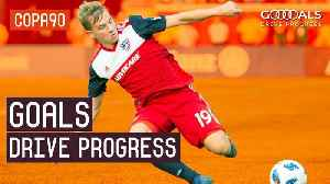 From Local Star To MLS All-Star | Audi Goals Drive Progress with FC Dallas's Paxton Pomykal [Video]