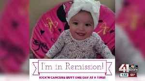 Girl, 2, battling cancer, receives special surprise [Video]