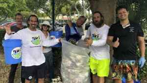 'Beach Keepers' clean up trash across South Florida, protect the environment [Video]