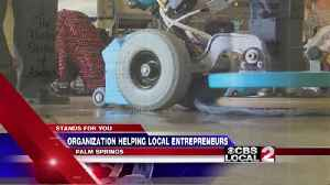 Local entrepreneur gaining nationwide attention CBS [Video]