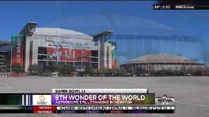 Super Bowl 51 Coverage in Houston [Video]