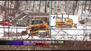Construction on Watkins Glen State Park Until 2018 [Video]