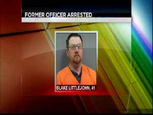 Former Lubbock Officer Charged on Two Separate Sex Charges A [Video]