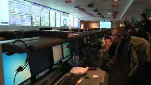 Security teams watchful at Super Bowl celebrations [Video]
