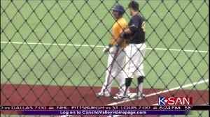 Rams Late Rally Seals Win Over Regis 02-04-17 [Video]