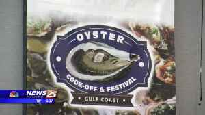 Gulf Coast Oyster Festival set for April [Video]