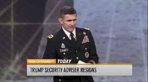 White House National Security Adviser Michael Flynn Resigns [Video]