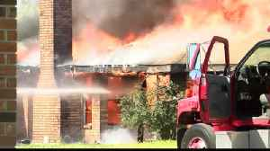Church Point Family Loses Home In Fire [Video]