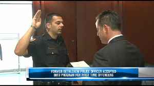 Bethlehem police officer charged with indecent exposure... [Video]