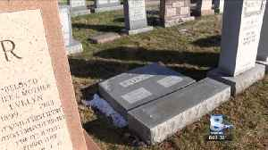Jewish cemetery in Rochester vandalized [Video]
