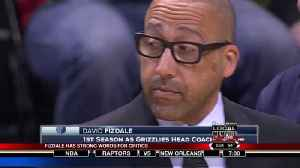 Grizzlies David Fizdale Has Strong Words For Critics [Video]