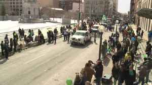 St.Patrick's Day Parade (1:00- [Video]
