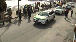 St. Patrick's Day Parade (12;25-12:58) [Video]