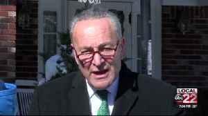 Sen. Schumer on Travel Ban [Video]