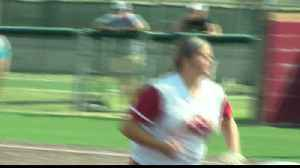 College Softball: Cameron vs Midwestern State - March 18, 20 [Video]