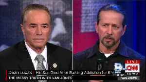 11pm PKG Chris Collins CNN Town Hall [Video]