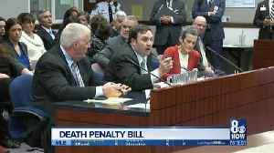 Lawmakers consider bill to repeal death penalty [Video]