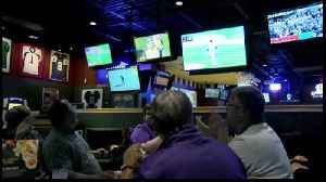ACES HOST WATCH PARTY FOR FREELAND [Video]
