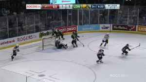 Otters fall in London in game 6 [Video]