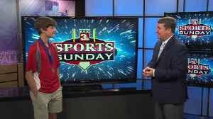 Sports Sunday Interview: Colson Schiek - April 16, 2017 [Video]