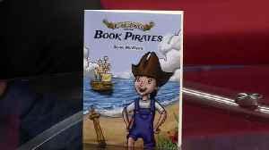 "CVT Book Club: ""Elise Jones and the Book Pirates"" [Video]"