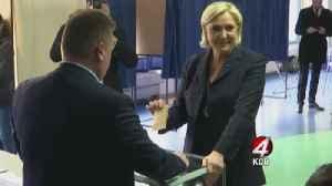 France's next leader: centrist Macron vs. far-right Le Pen [Video]