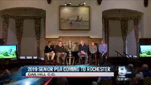 Senior PGA Championship returning to Oak Hill [Video]