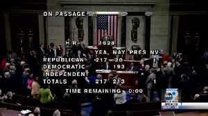 US House passes healthcare bill, Siouxland reaction is swift [Video]