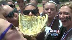 Mooreville Wins Back to Back 3A Fast-Pitch State Title [Video]
