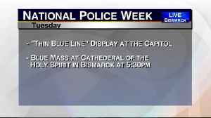 National Law Enforcement Appreciation Week [Video]