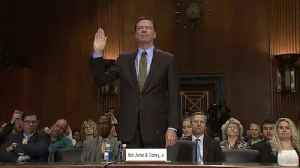Comey claims Trump asked to drop case against Flynn [Video]