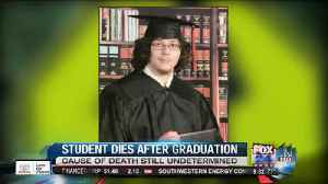 Police Still Determining Cause of Death After Graduation [Video]