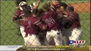 ASU baseball suffers 1st loss of regional tourney 05/20/17 [Video]