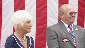Local town remembers fallen heroes [Video]