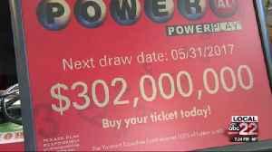 Powerball Jackpot Surges to $302 Million [Video]