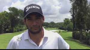 Robledo Qualifies for US Open [Video]