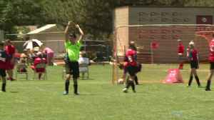 Special Olympics Summer Games: GJ Soccer Team Wins Gold [Video]