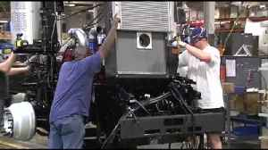 VIDEO Mack Trucks, union employees continue to negotiate contract [Video]