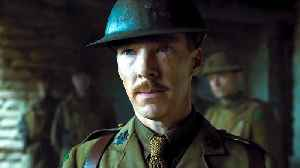1917 with Benedict Cumberbatch - Official New Trailer [Video]