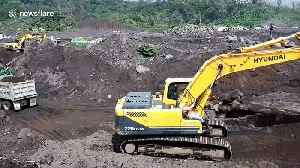 Guatemala excavating for more than 100 missing bodies from last year's volcanic eruption [Video]