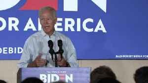 DNC Upset Over Treatment Of Biden [Video]