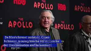 Robert De Niro Sued by Ex-Aide [Video]