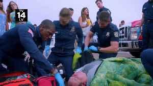9-1-1 3x03 Promo Trailer -The Searchers -  Ronda Rousey [Video]