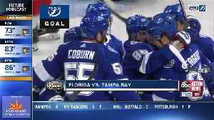 Nikita Kucherov's goal, assist help Tampa Bay Lightning beat Florida Panthers 5-2 [Video]