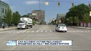 Lawsuit challenges changes to Michigan auto insurance law [Video]