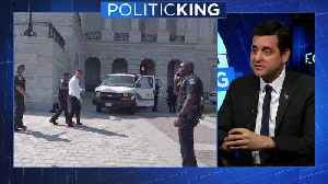 Comic turned presidential candidate Ben Gleib arrested at US Capitol [Video]