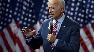 News video: Biden Raises $15.2 Million For Presidential Bid