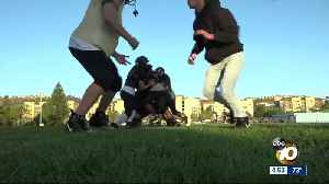 San Diego youth football league lacks enough players to form league [Video]