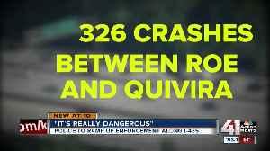 Report highlights danger of I-435 in Overland Park [Video]